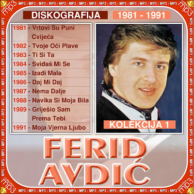 Ferid Avdic – Diskografija (1981-2008) Ferid+Avdic+1-1