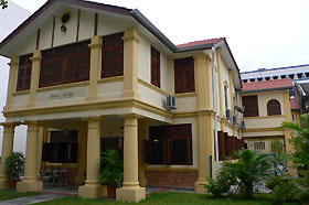 Hutton Lodge, Penang Island Hotels