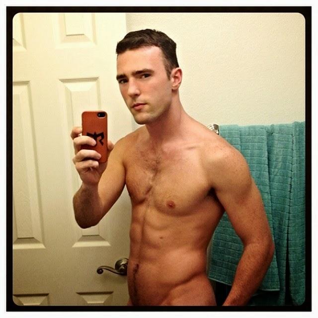 Eric Angelo selfie