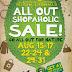 Festival Mall All-Out Triple Weekend Shopaholic SALE