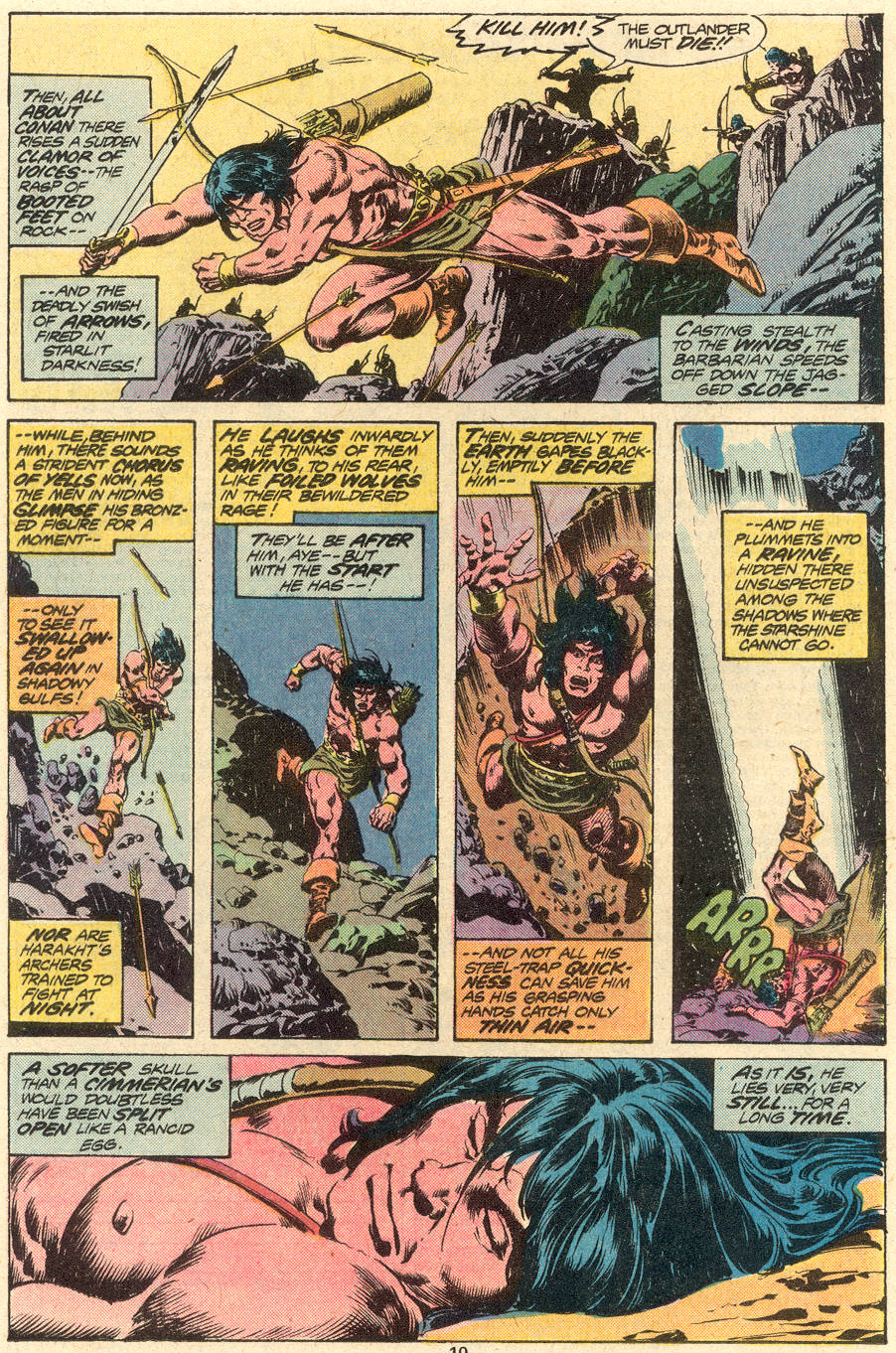 Conan the Barbarian (1970) Issue #79 #91 - English 7
