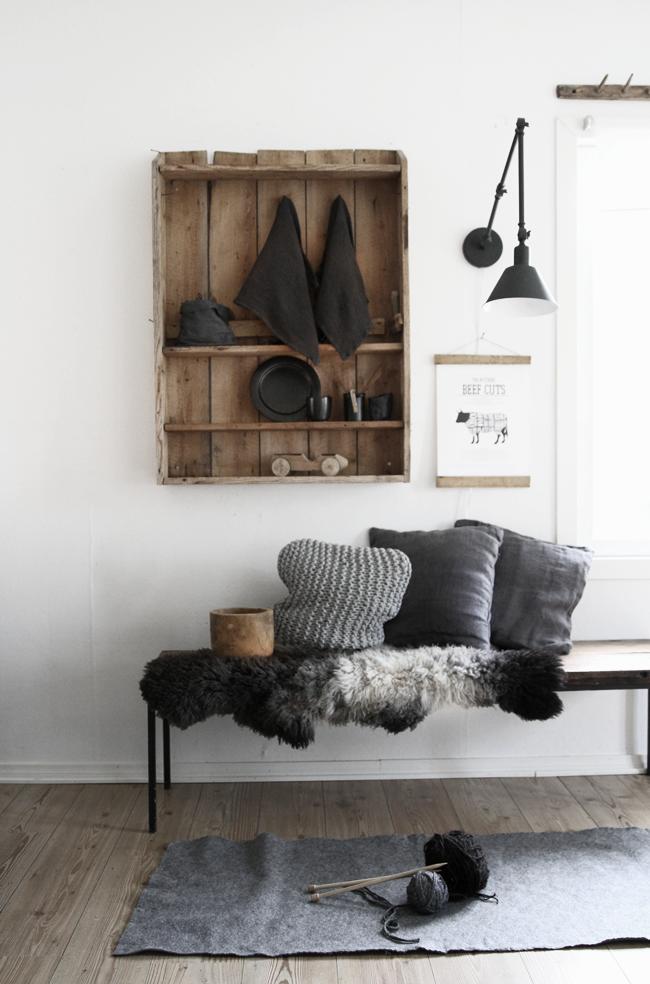 atelier rue verte le blog for my home id es d co 17 d tourner des objets. Black Bedroom Furniture Sets. Home Design Ideas