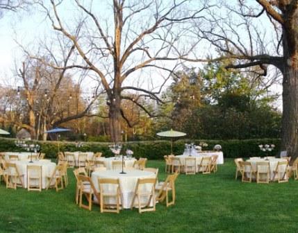 Bruiloft decoraties: outdoor bruiloften decoraties outdoor