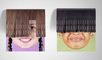 Creative Tear-Off Ads by www.KisKut.com