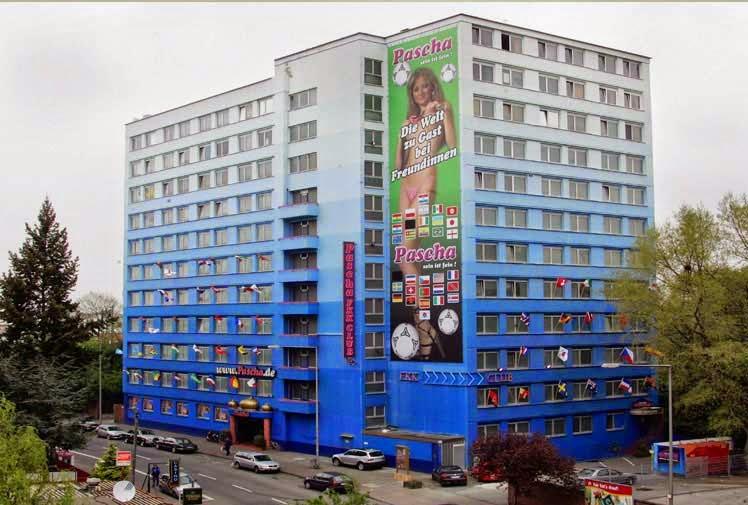 L'Economia tedesca e prostituzione: 6 miliardi di euro di tasse