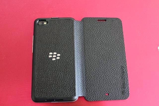 JUAL DOMPET HP / SARUNG HP / LEATHERCASE / FLIP COVER BLACKBERRY Z3