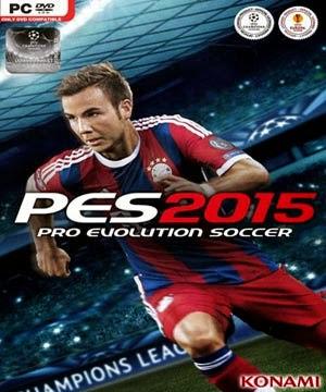تحميل لعبة بيس Pes 2015 لعبة كرة القدم للكمبيوتر