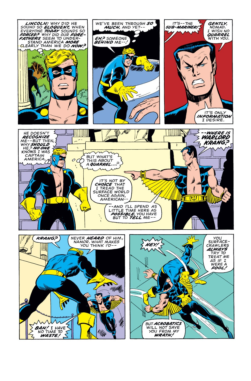 Captain America (1968) Issue #181 #95 - English 3