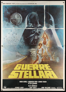 Star wars posterologia