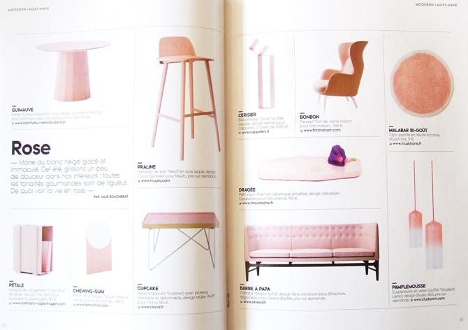 act productions blog zoom milk decoration magazine n 39 4. Black Bedroom Furniture Sets. Home Design Ideas