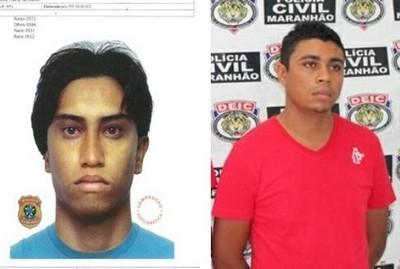 Foto de Jhonatan de Sousa Silva, pistoleiro assassino do jornalista Décio Sá