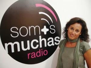 Entrevista en Somos Muchas Radio