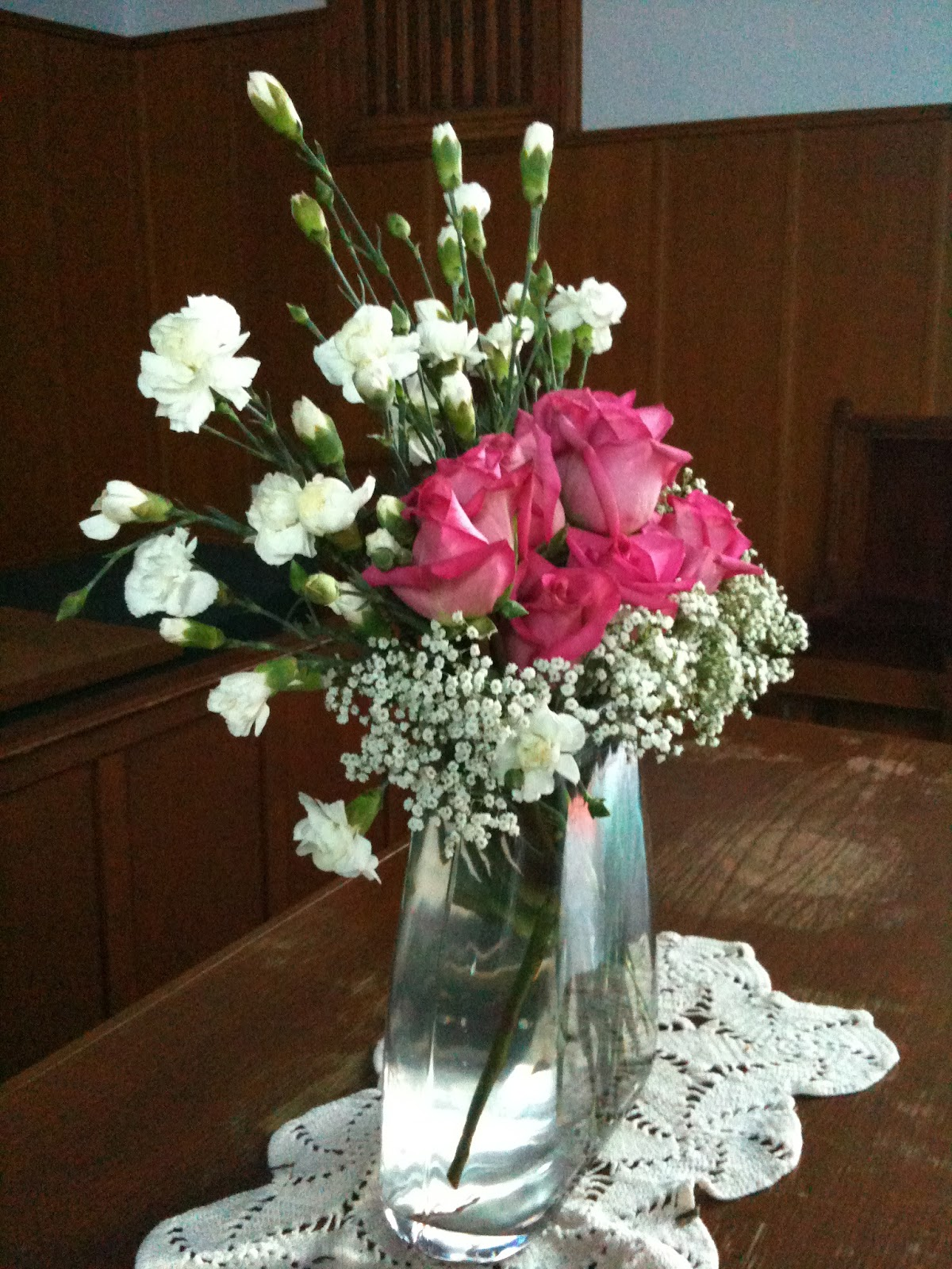 Pattie 39 S Floral Design Mother 39 S Day Church Altar Decor 2012