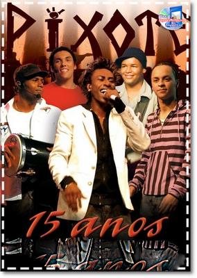 Pixote DVD Pixote   15 Anos Ao Vivo (2007)