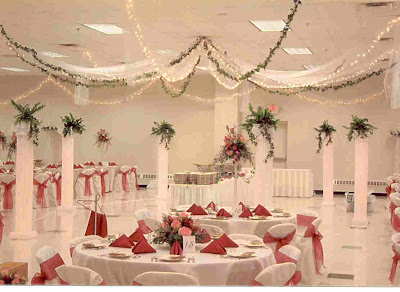 Wedding Reception Decoration Ideas On A Budget | Wedding Supplies ...