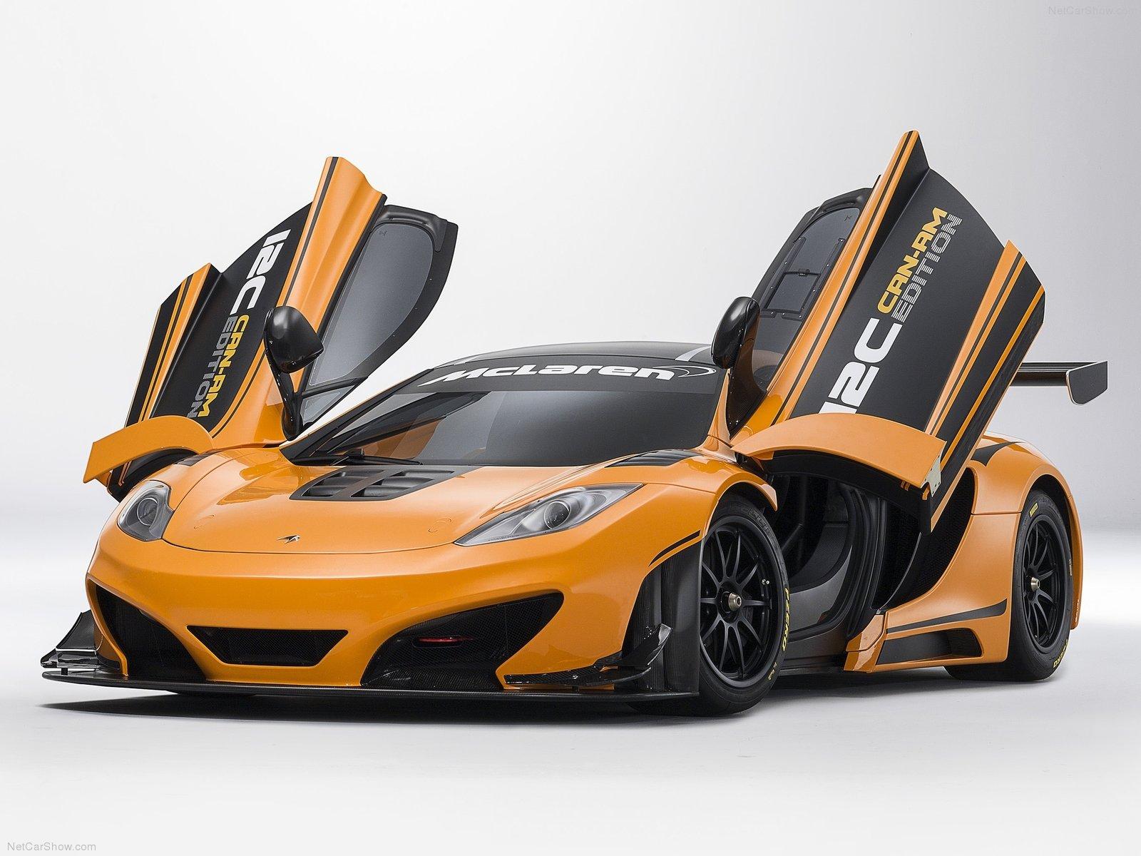 Hình ảnh siêu xe McLaren 12C Can-Am Edition Concept 2012 & nội ngoại thất