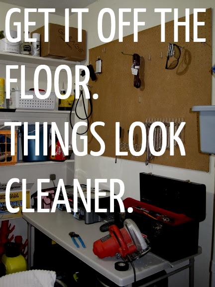 organizing tip
