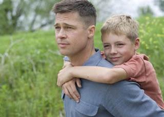 A Árvore da Vida - Brad Pitt
