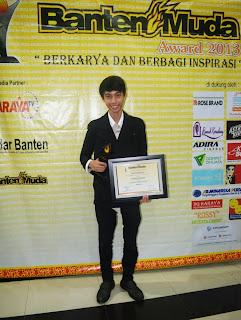 Ini Dia Pemuda Inspiratif Bidang Seni Banten Muda Award 2013!