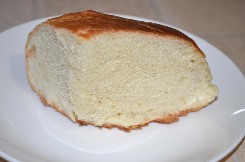 Хлеб домашний: В разрезе