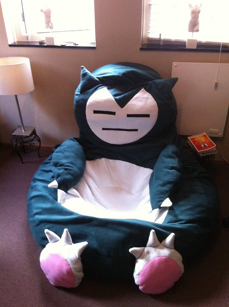 3 Advantages Of Using Snorlax Bean Bag Chair