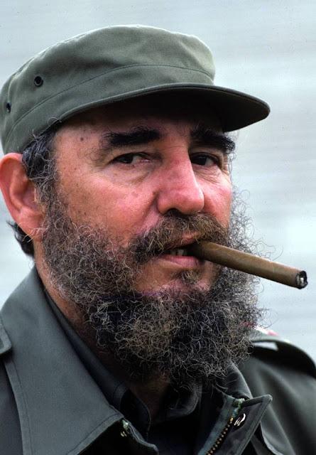 Fidel Castro, 1984