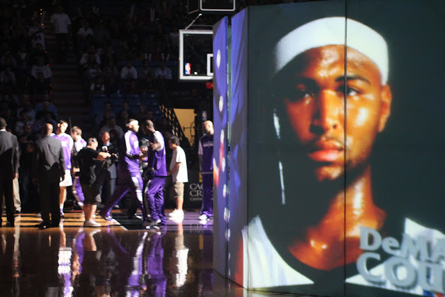 A new beginning for DeMarcus Cousins
