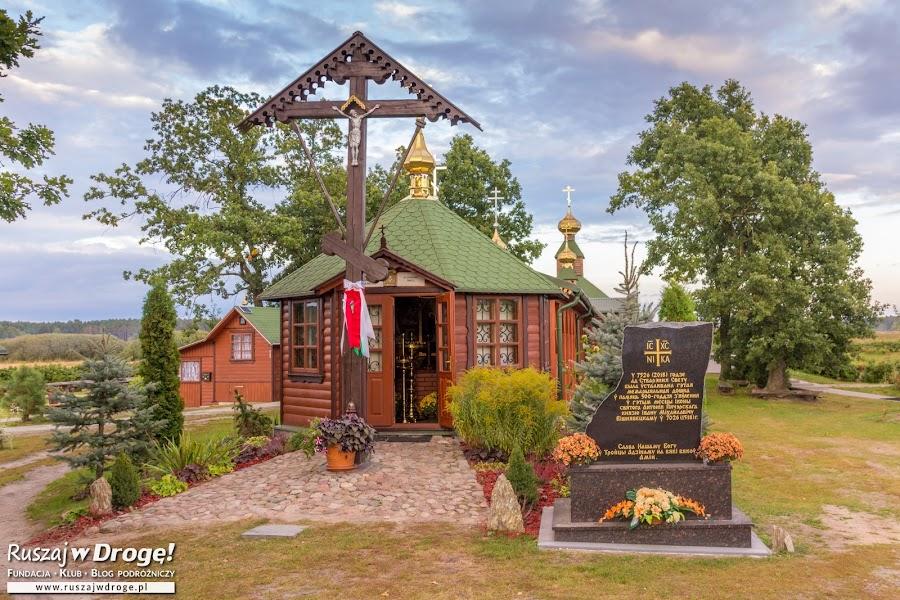 Prawosławny skit w Odrynkach