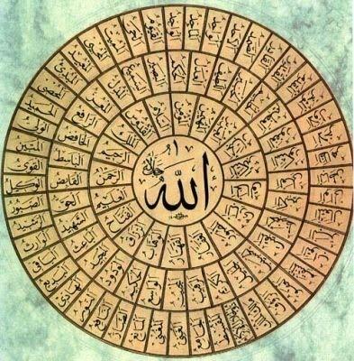 Islamic: Asmaul Husna Beserta Artinya