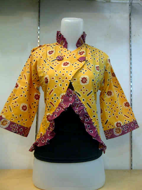 Blouse Batik Keris 112