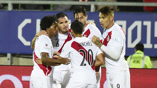 Peru đánh bại Venezuela