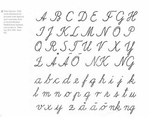 Handwriting Learning
