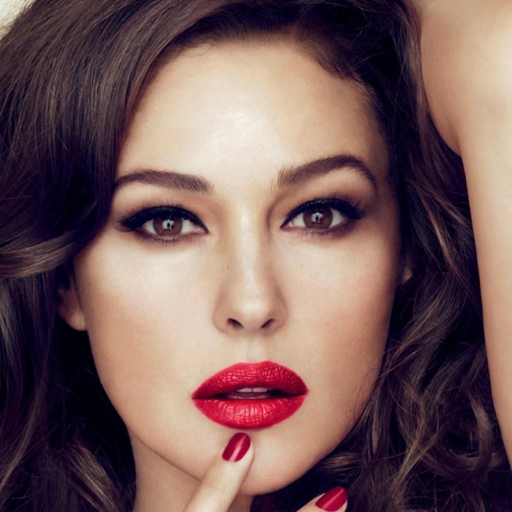 Collection of Fabulous Eye Makeup: Monica Bellucci Eye Makeup - Makeup