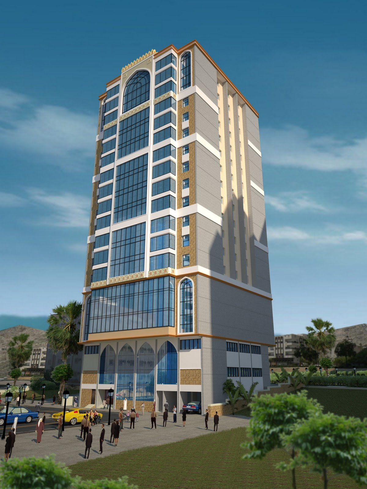 3D+Commercial++Plaza+%26+Tower+Front+Elevation+43.jpg