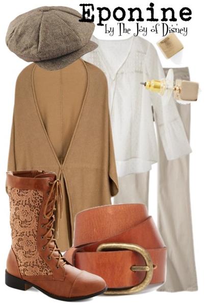 Les Misérables, Eponine, Eponine outfit