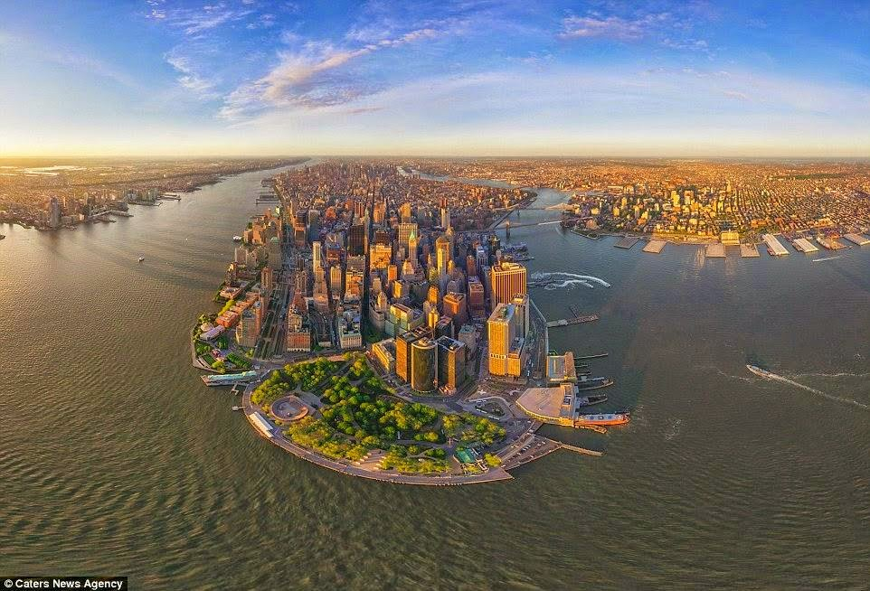 Manhattan, New York AS