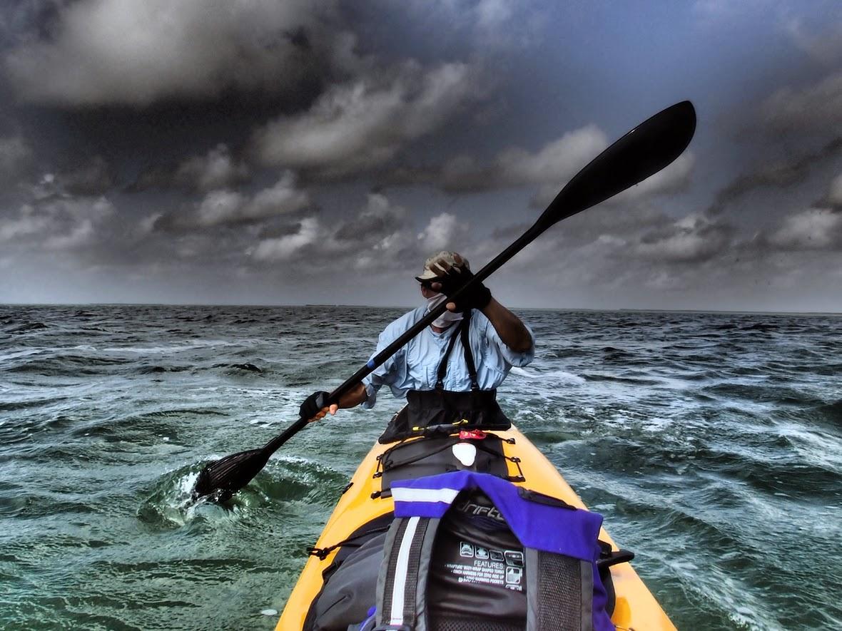 Crossing Florida Bay