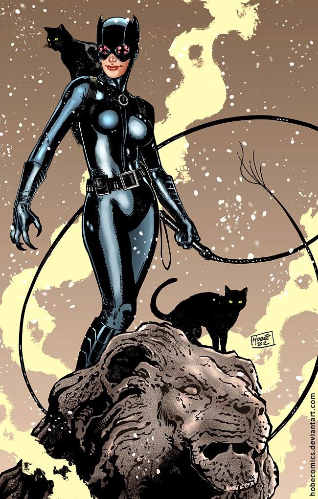 Gambar Catwoman