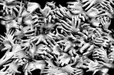 Daniel Canogar, Palpitaciones, Arte contemporáneo, Blog de Arte, VOA GALLERY, Yvonne Bochard,