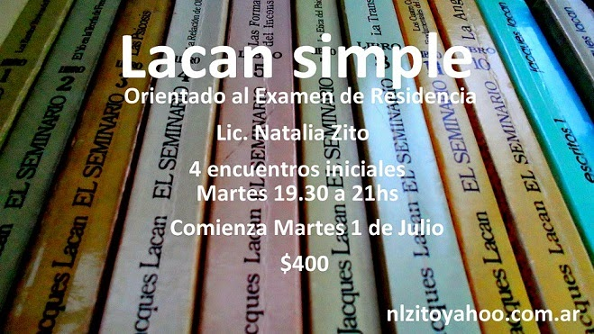 Lacan simple