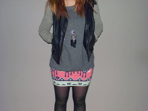 bershka-aztec-mini-skirt
