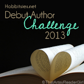 Debut Author Challenge 2013