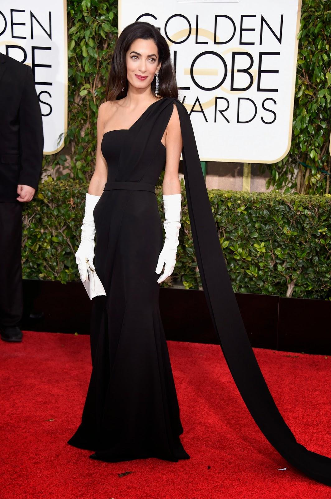 Issa dress white gloves.