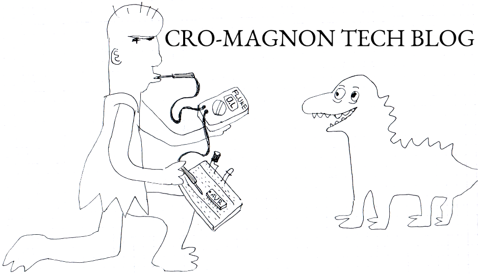Cro-Magnon Tech Blog