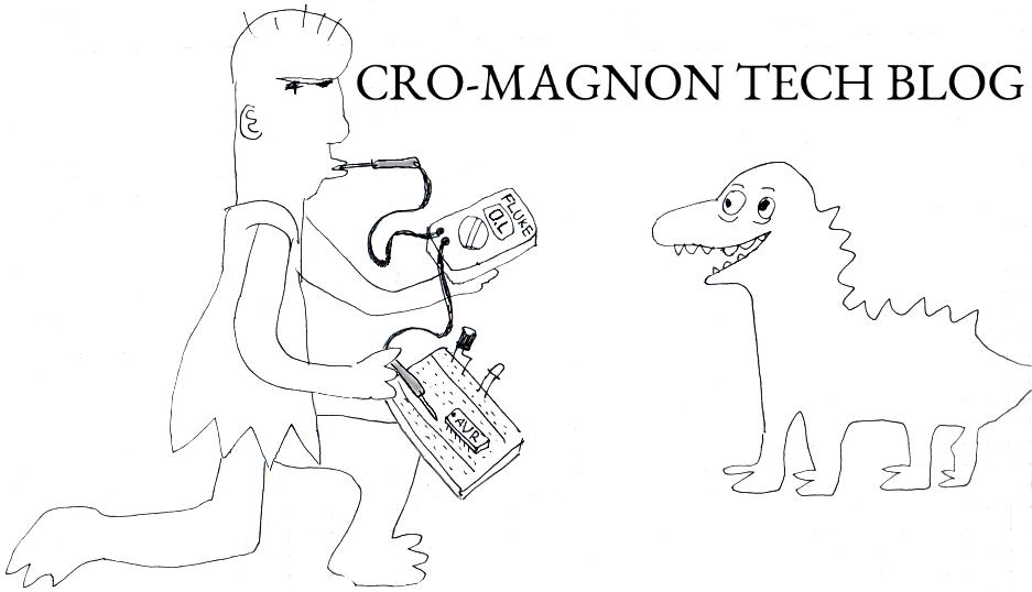 Cro-Magnon Tech Blog