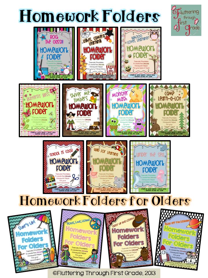 Homework Folder Designs Winners - image 7