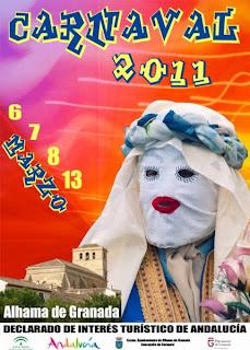 Alhama de Granada carnaval 2011