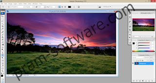 Free Download Adobe PhotoShop CS3 Portable high compressed Full Version