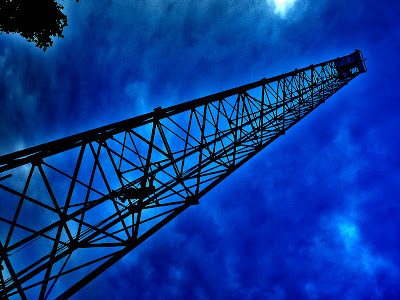 Fort McHenry Rear Range Light Tower