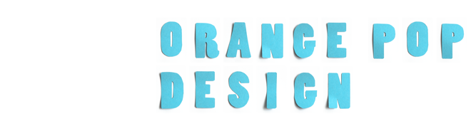 Orange Pop Design